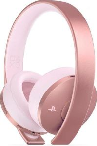 On-Ear Headset Wireless PS4 Gold Edition, Roségold