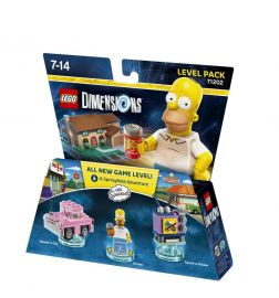 Dimensions The Simpsons Level Pack '71202'