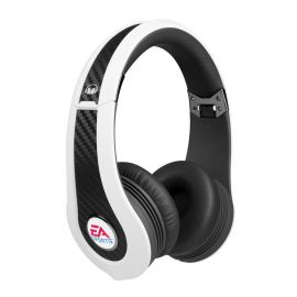 On-Ear Gaming Headset Monster MVP Carbon, Weiß/Schwarz